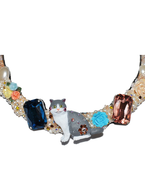 TIMBEE LO ティンビーロー Cat Necklace
