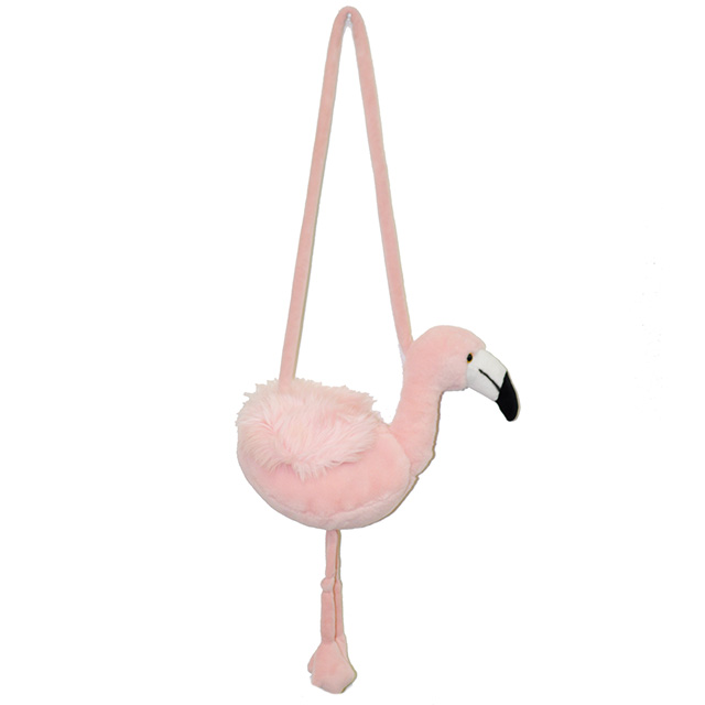 WILD&SOFT PURSE Flamingo