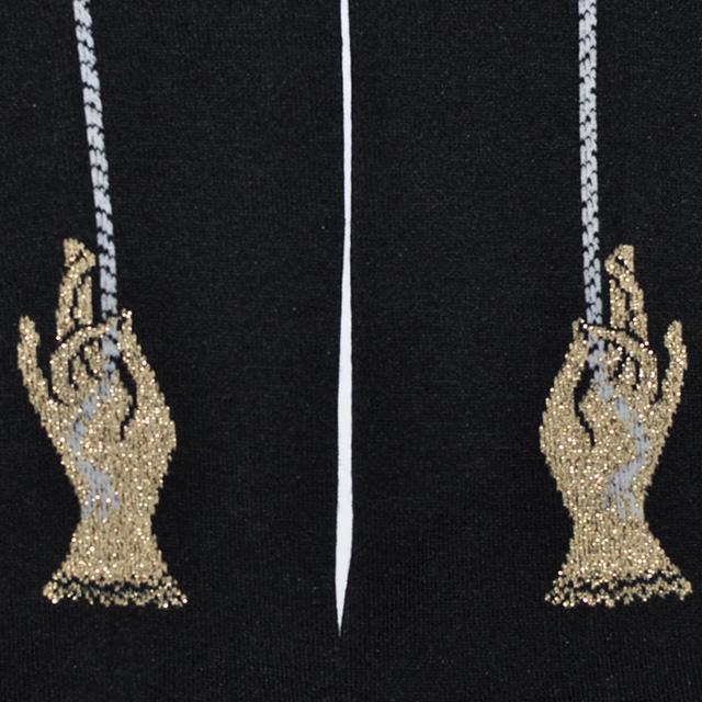 Einelilie HAND&ROPE TIGHTS 2色