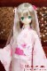 【即納40�-60cm】春夏浴衣ピンク