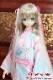 【即納40�-60cm】春夏浴衣サックス