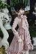 【即納60cm/SD17】リボン帯ブラウスワンピ風