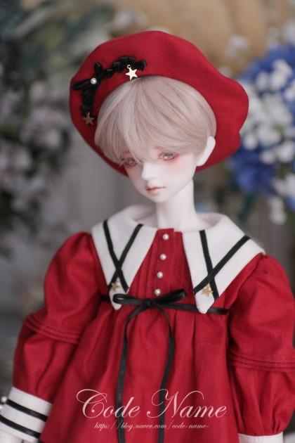 【再販限定40cm〜75cm】code name :: Libra