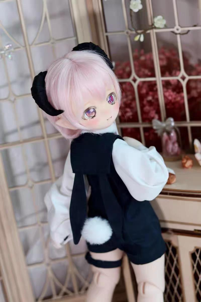 【限定受注】Kumakoサイズ小兎猫SET