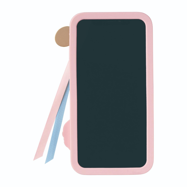 iPhoneケース マカロン・ミント