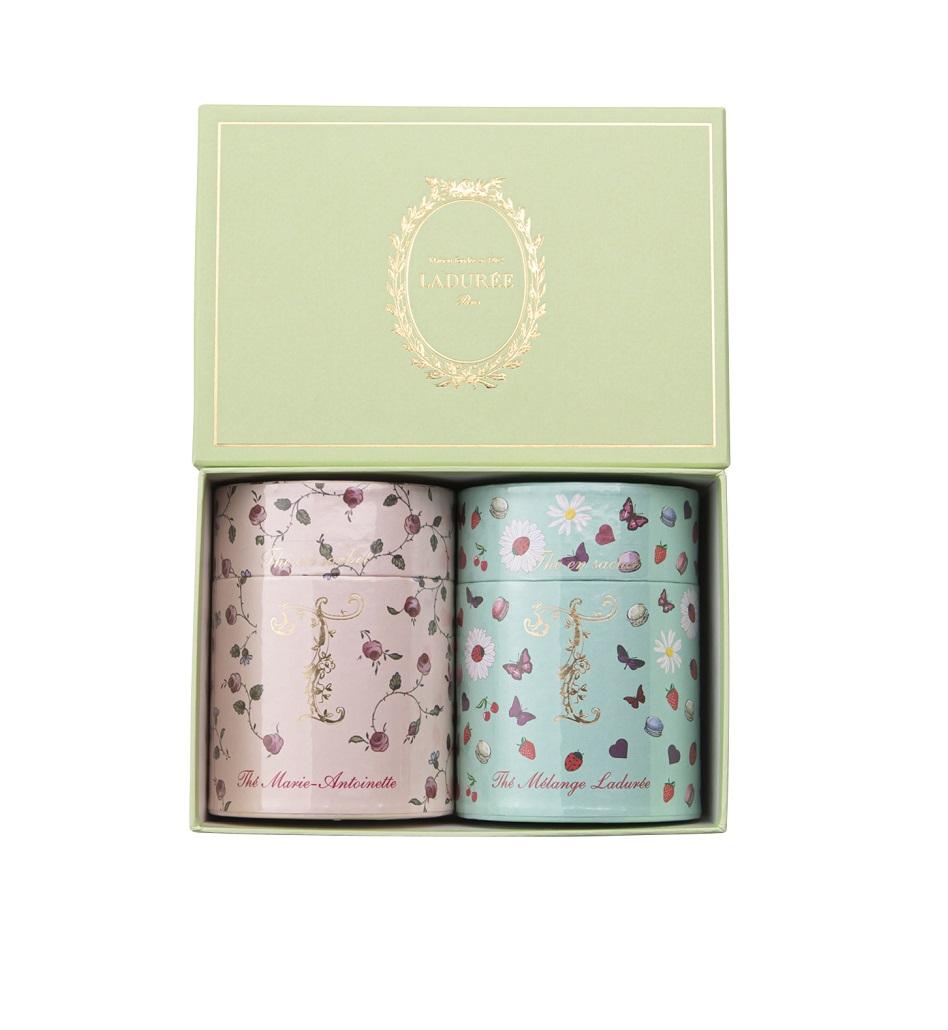 ギフトボックス 紅茶2種 ※