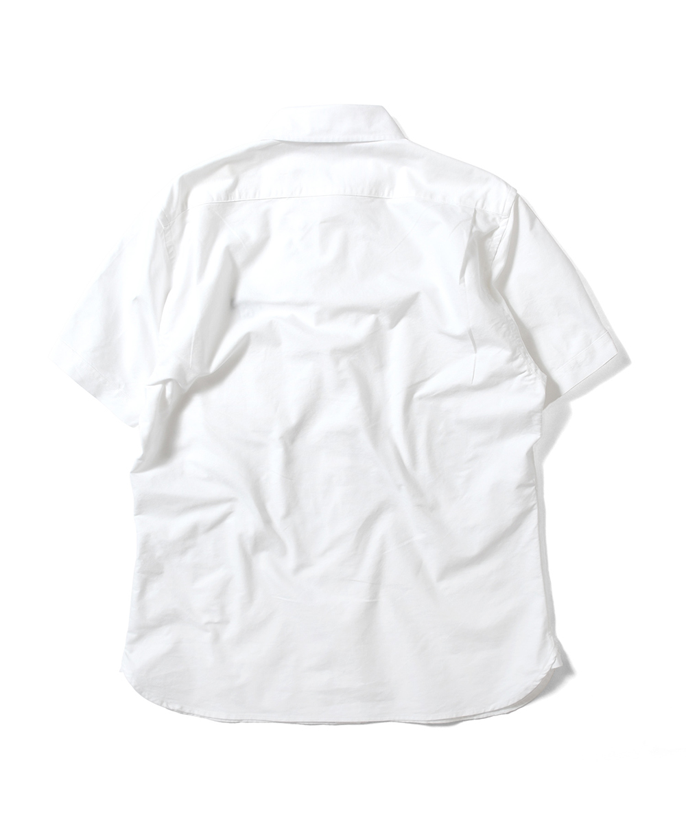 FUJISAWA CITY フジサワシティ LOGO OXFORD SHIRT オックスフォードシャツ WHITE ホワイト