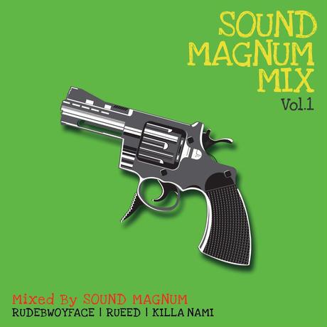 SOUND MAGNUM SOUND MAGNUM MIX Vol.01 MIX ミックス CD MIX
