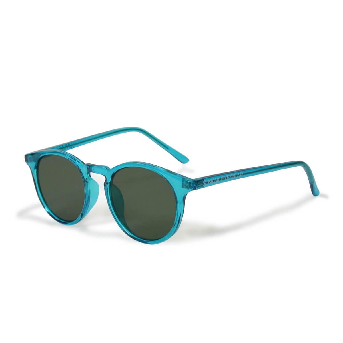 SUNKAK サンカク TYPE9 COLORS サングラス BLUE ブルー 【30%オフ】