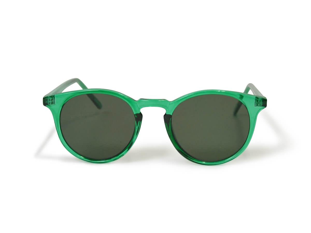 SUNKAK サンカク TYPE9 COLORS サングラス GREEN グリーン 【30%オフ】