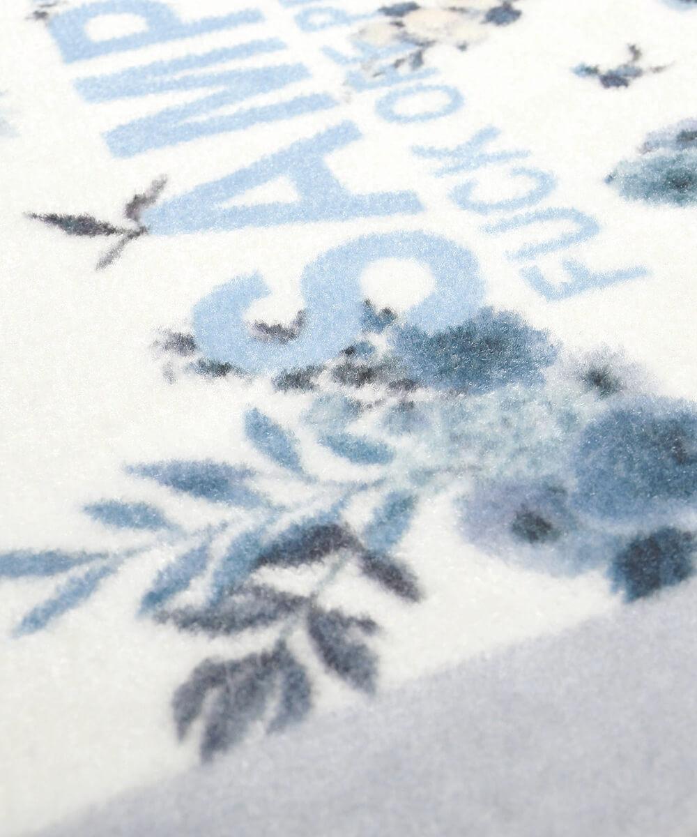 【受注予約:8月中旬頃発送】 SAMPLES サンプルズ LOST FLOWER PATTERN LOGO MAT マット NATURAL ナチュラル