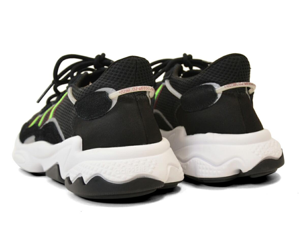 adidas Originals アディダス オリジナルス スニーカー オズウィーゴ EE7002 OZWEEGO BLACK ブラック 黒 【30%オフ】