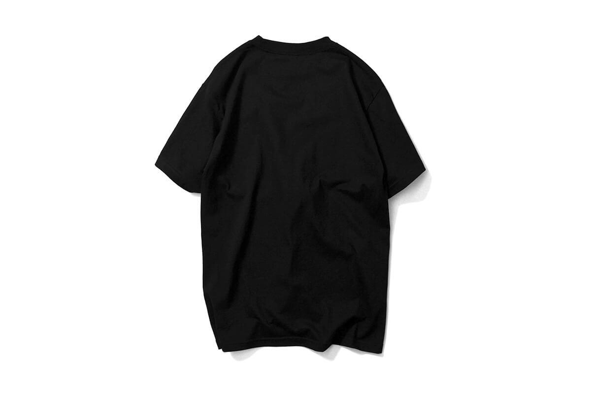 Dotkreep ドットクリープ SPEECH BUBBLE TEE 半袖 Tシャツ DK18AW01 BLACK ブラック 【50%オフ】