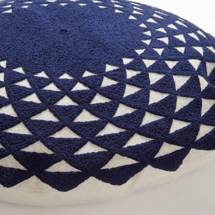 ZAPPA Cushion Φ45 blue