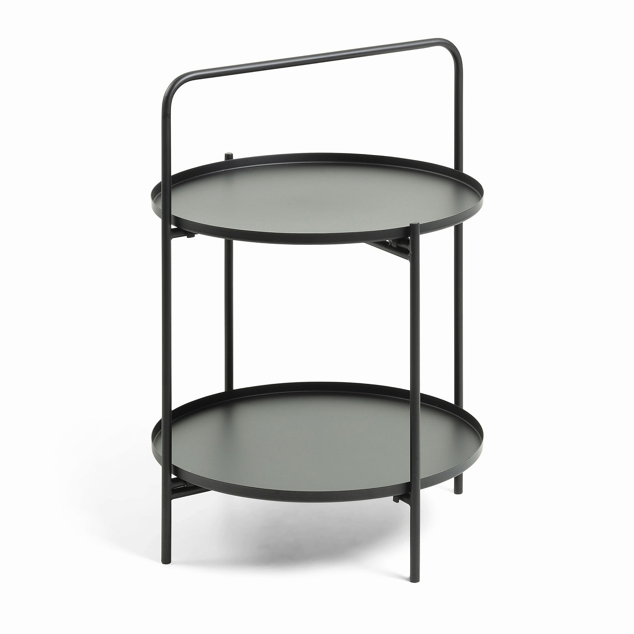 ULLA Side table metal black
