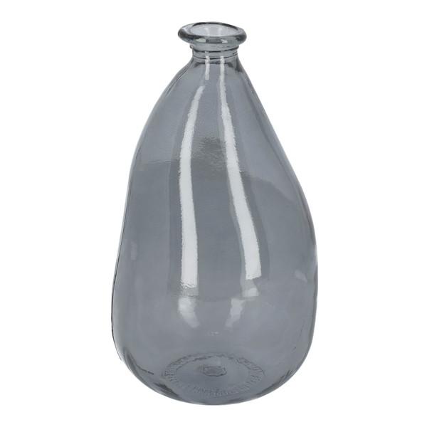 Breena medium blue vase