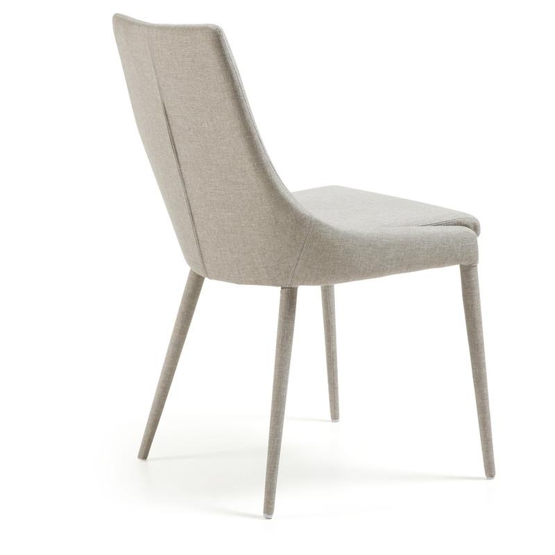 DANT Chair Fabric Light grey