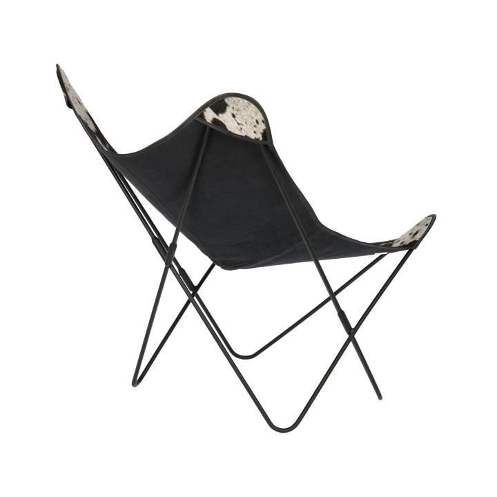 FLYNN Cowhide chair