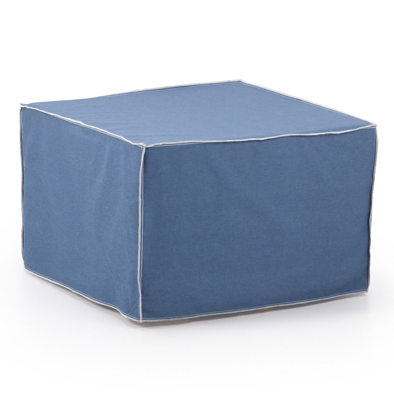 【SALE】VERSO Pouf bed Blue