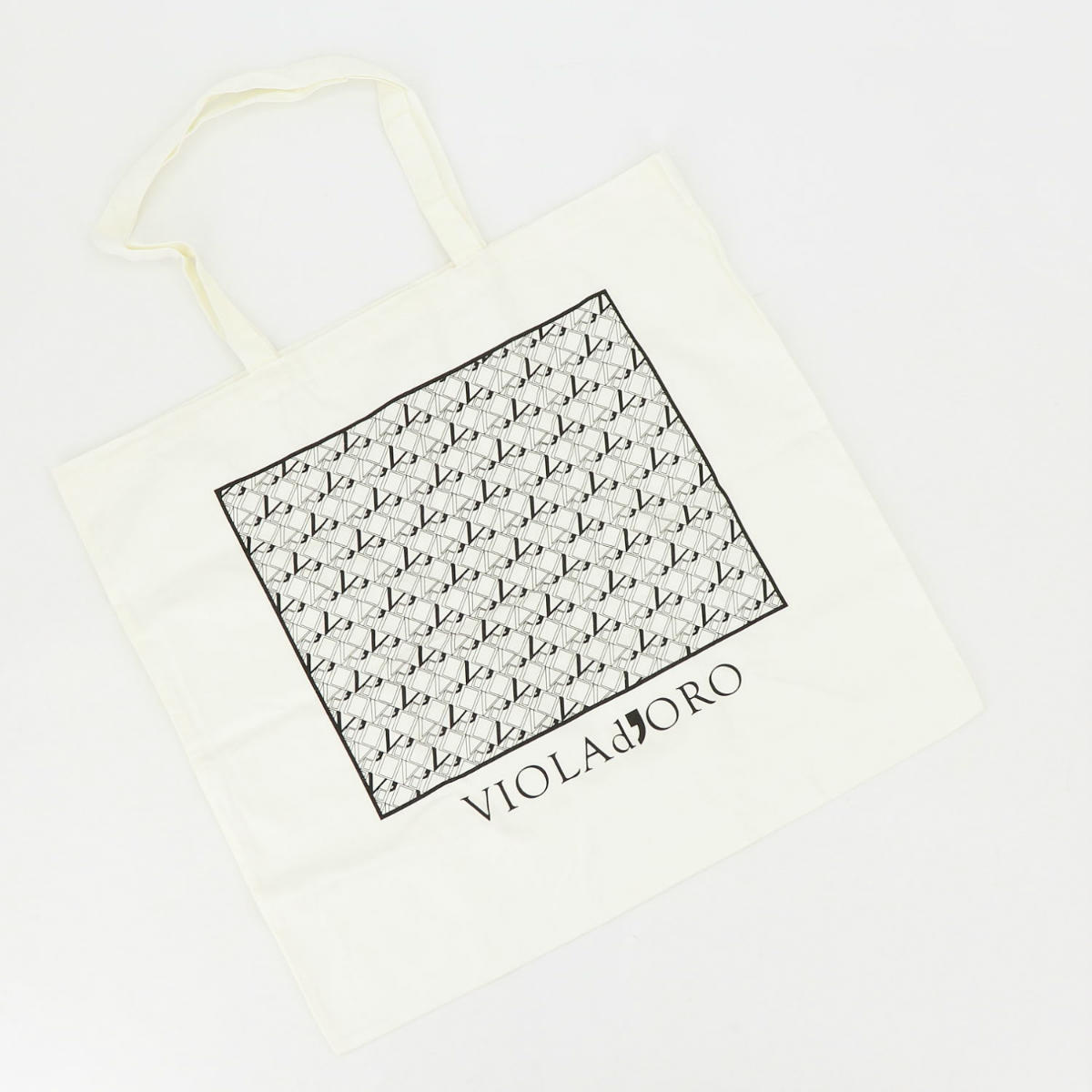 ヴィオラドーロ VIOLAd'ORO レディース スプリットラタン 巾着 ショルダーバッグ MIRO V-8414 VLD (ブラック) 春夏新作