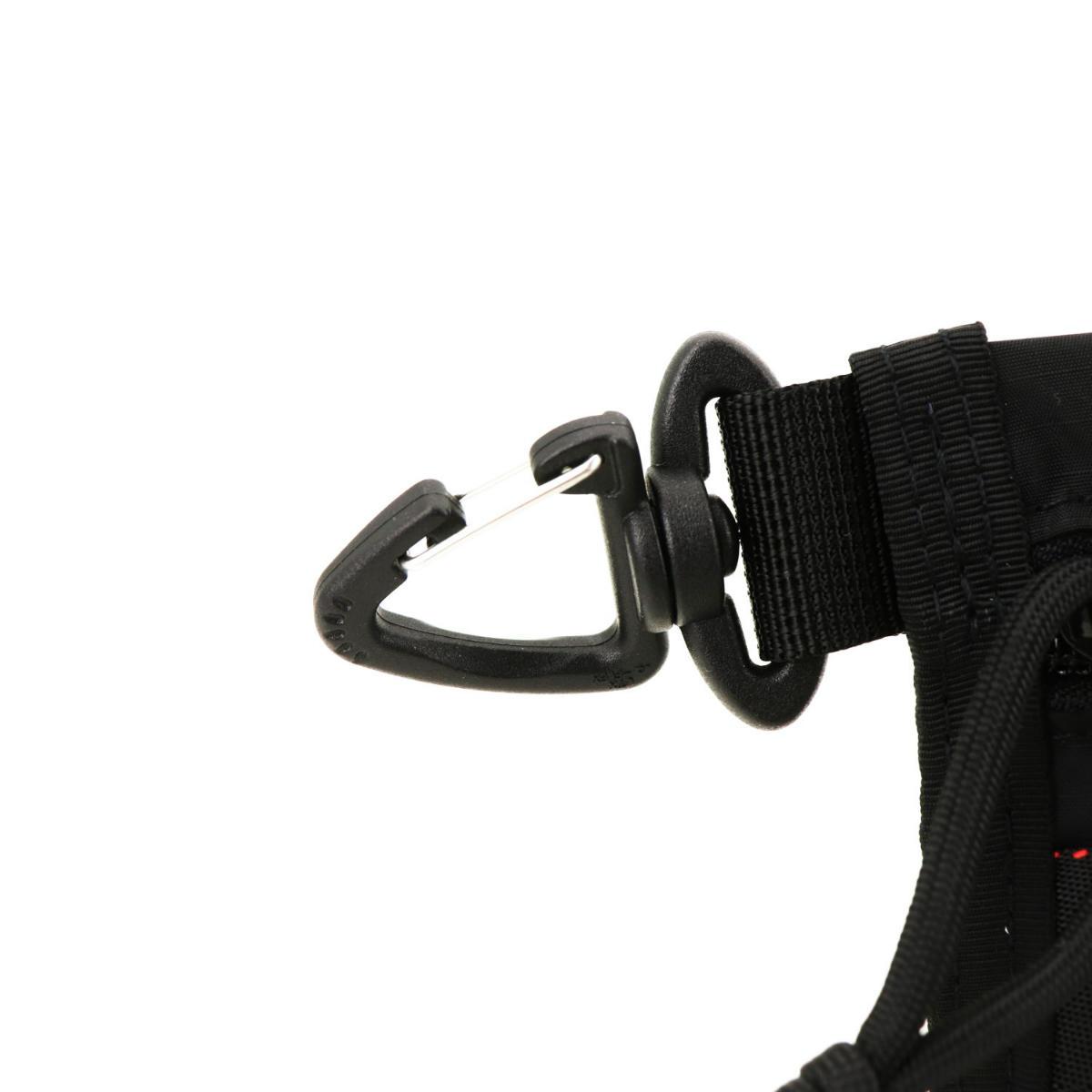 ブリーフィングゴルフ BRIEFING GOLF VIROBLOCK GLOVE&MASK POUCH グローブ&マスクポーチ 100D RIPSTOP NYLON SERIES BRG211G22 BRG 010 BLACK(ブラック) 春夏新作