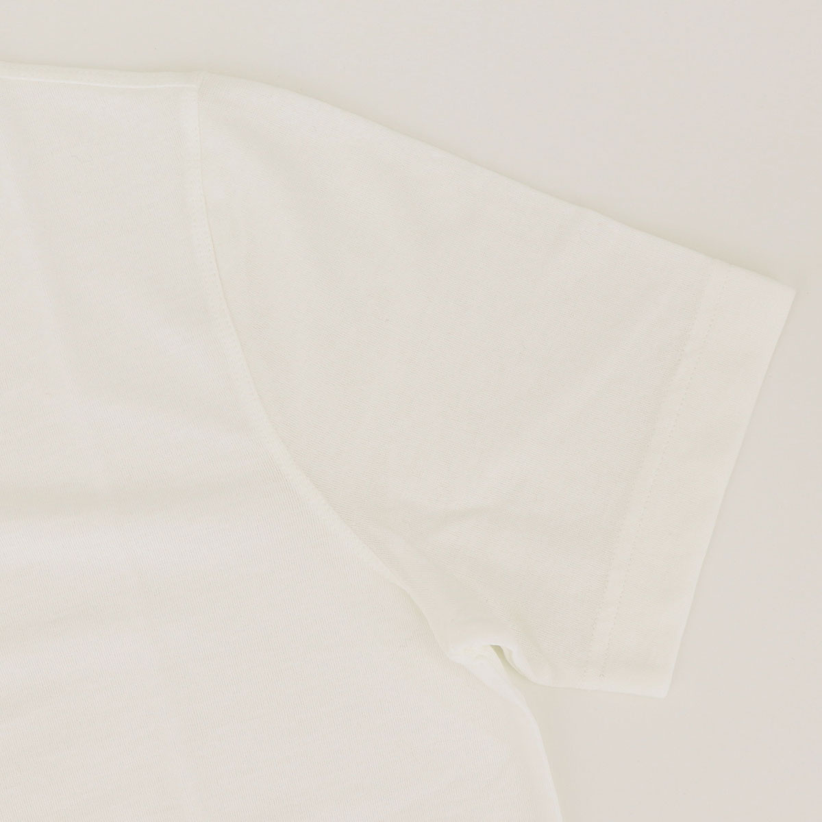 【クリアランスセール】ザノーネ ZANONE メンズ アイスコットン Vネック 半袖Tシャツ T-SHIRT V NECK 810237 Z0380 Z0001(ホワイト)【返品交換不可】