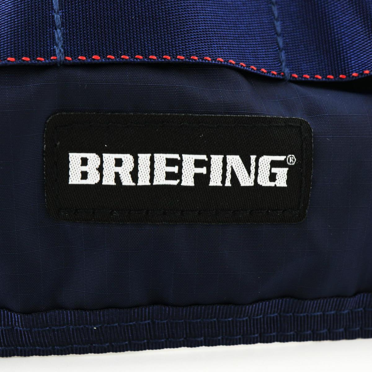 ブリーフィングゴルフ BRIEFING GOLF VIROBLOCK GLOVE&MASK POUCH グローブ&マスクポーチ 100D RIPSTOP NYLON SERIES BRG211G22 BRG 076 NAVY(ネイビー) 春夏新作