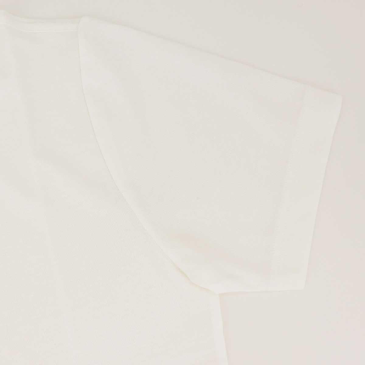 【クリアランスセール】ザノーネ ZANONE メンズ アイスコットン ポロシャツ POLO MC 811818 Z0380 Z0001(ホワイト)【返品交換不可】