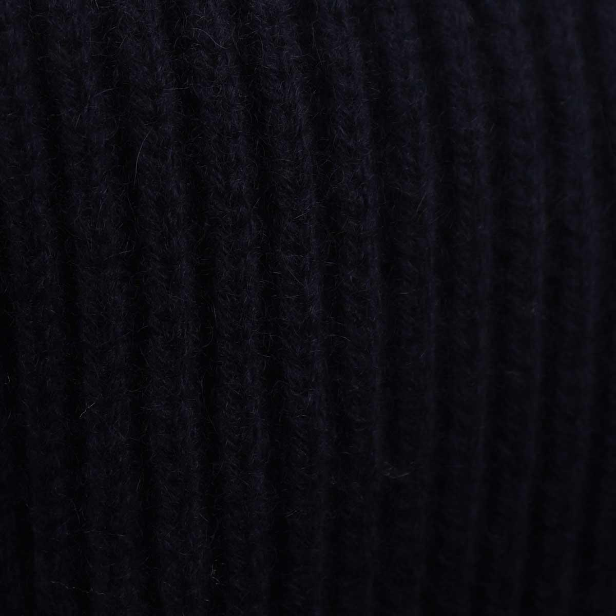 【クリアランスセール】ランベルト ロザーニ LAMBERTO LOSANI メンズ カシミヤ クルーネック ニットセーター H288096/616 (ネイビー)【返品交換不可】