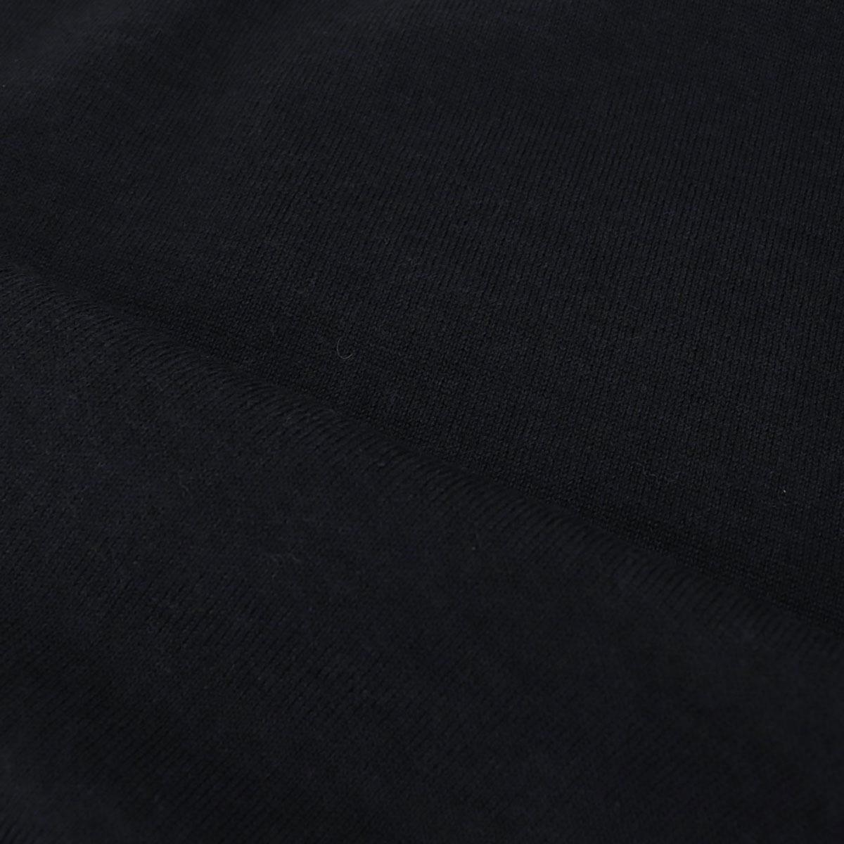 【クリアランスセール】クルチアーニ CRUCIANI メンズ エクストラファイン メリノウール ハイゲージ クルーネックニット セーター M49G/1064 JU2500(ネイビー)【返品交換不可】