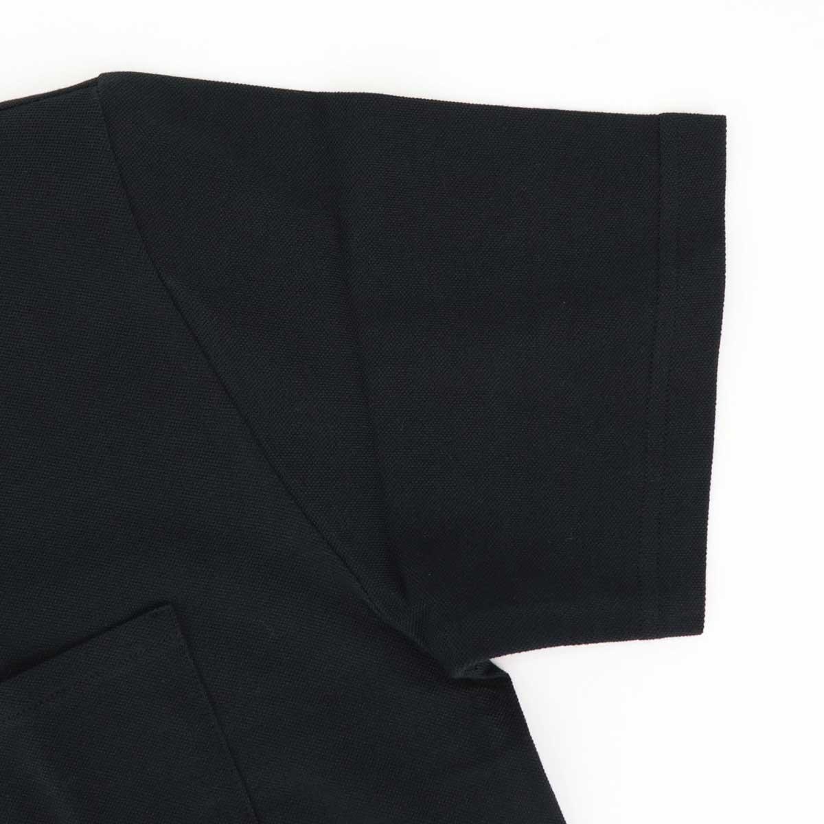 【クリアランスセール】ギローバー GUY ROVER メンズ コットン 鹿の子 クルーネック ポケット付Tシャツ 2850TC442 501500 (ネイビー)【返品交換不可】