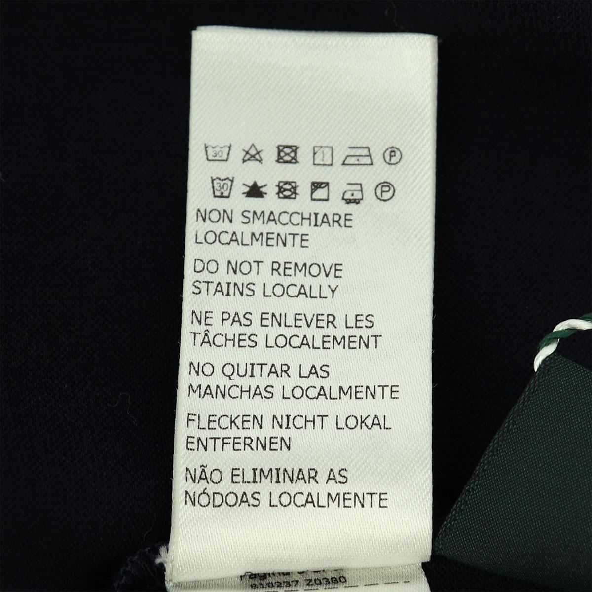 【クリアランスセール】ザノーネ ZANONE メンズ アイスコットン Vネック 半袖Tシャツ T-SHIRT V 810237 Z0380 Z0542(ダークネイビー)【返品交換不可】