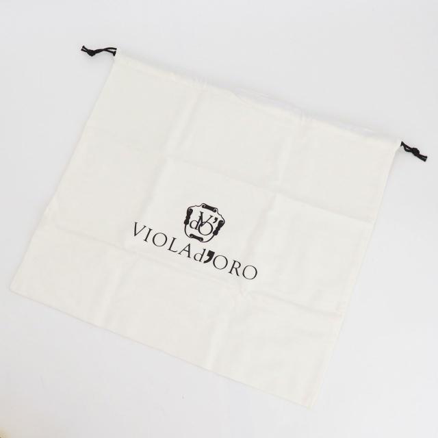 ヴィオラドーロ VIOLAd'ORO レディース エコスエード 2WAY ハンドバッグ V-2063 TAUPE×TAUPE(トープ×トープ)春夏新作
