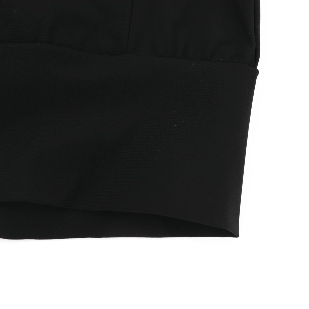 ピーエムディーエス P.M.D.S. PMDS メンズ ハイパーストレッチ ナイロン フルジップパーカー INVISIBLE FLEECE PMD NERO 02(ブラック) 春夏新作
