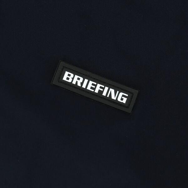 ブリーフィングゴルフ BRIEFING GOLF メンズ ウィンドフードジャケット MS WIND HOODIE BRG213M13 BRG 076 NAVY(ネイビー)秋冬新作