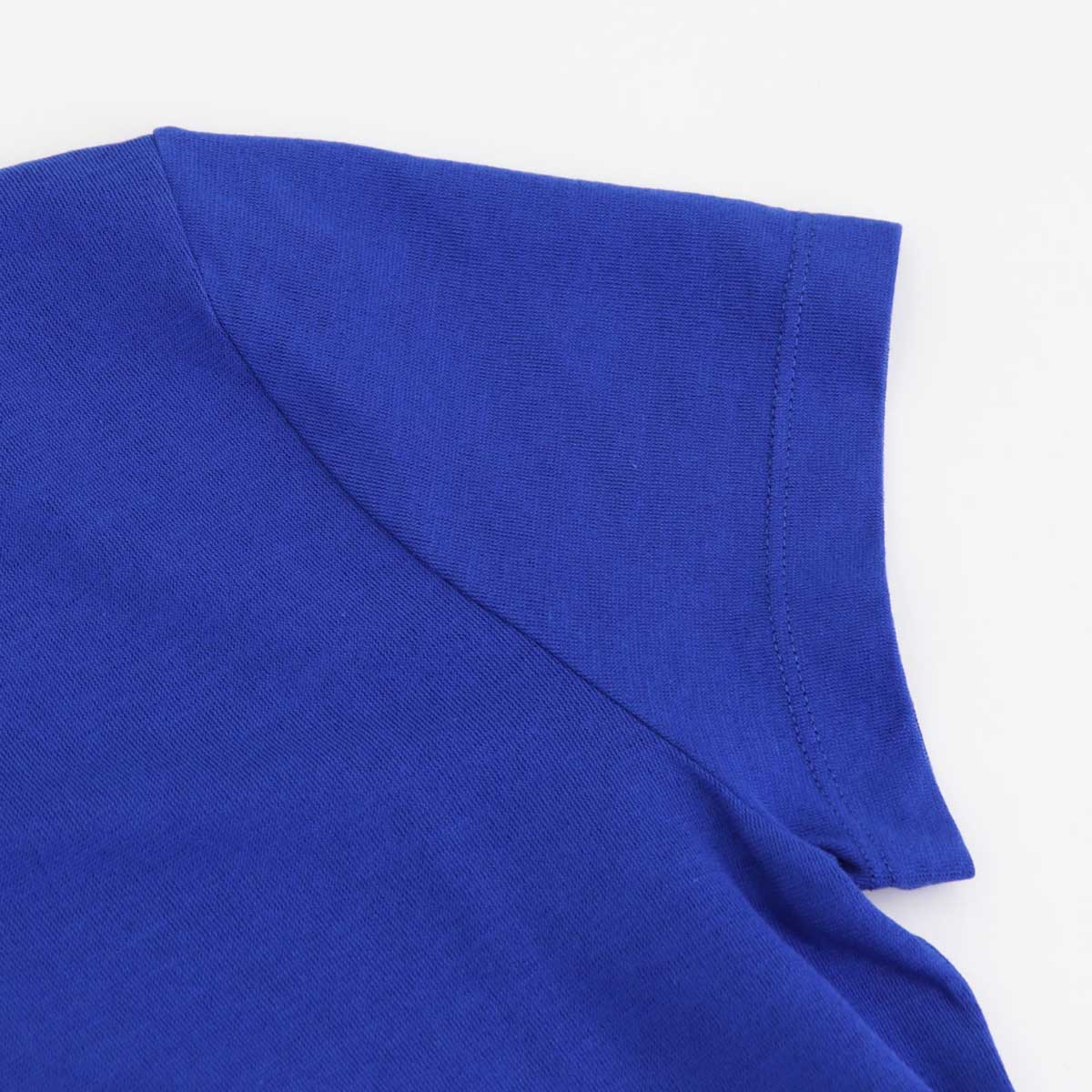 2020年春夏新作 ZANONE ザノーネ レディース アイスコットン クルーネック 半袖Tシャツ GIRO MC 850025 Z0480 Z5065 (ブルー)