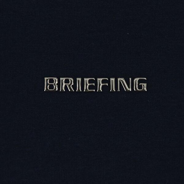 ブリーフィングゴルフ BRIEFING GOLF メンズ 3D ウォームロゴパーカー MS WARM 3D LOGO PARKA BRG213M39 BRG 076 NAVY(ネイビー)秋冬新作