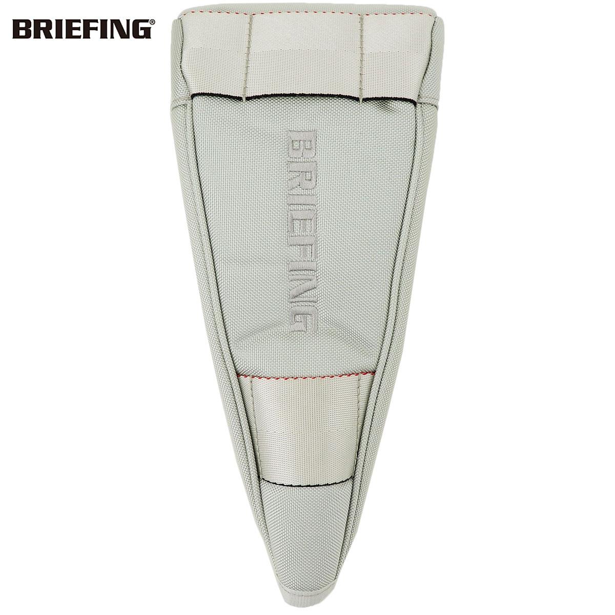 ブリーフィングゴルフ BRIEFING GOLF DRIVER COVER AIR ドライバーカバー PRO SERIES BRG203G10 BRG 006 SILVER(シルバー) 春夏新作