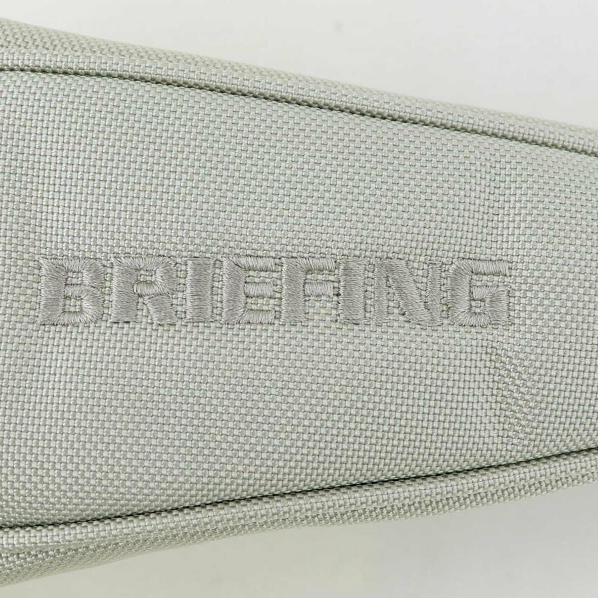 ブリーフィングゴルフ BRIEFING GOLF FAIRWAY WOOD COVER AIR フェアウェイウッドカバー PRO SERIES BRG203G11 BRG 006 SILVER(シルバー) 春夏新作