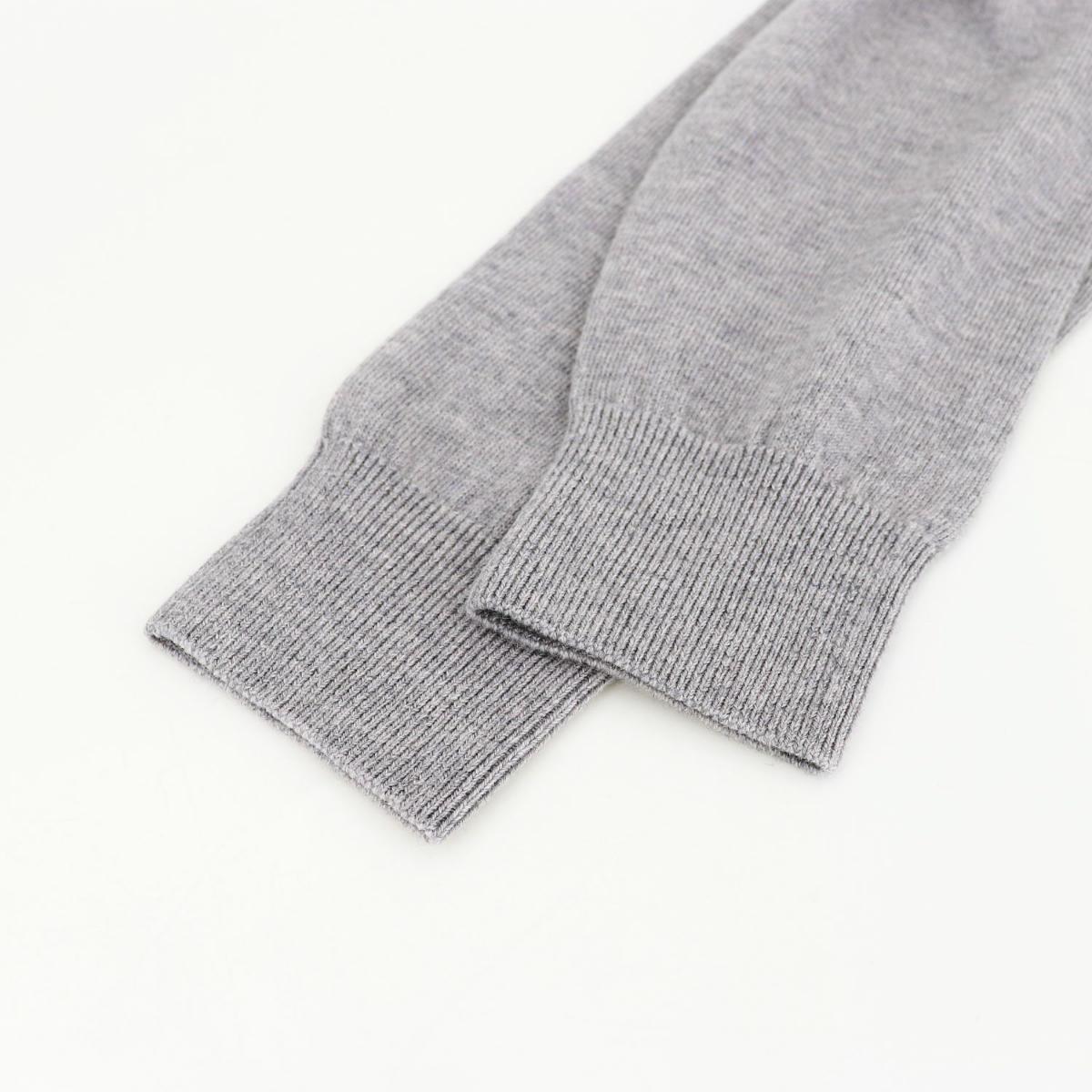 スウィープ ロサンゼルス Sweep!! LosAngeles メンズ ウール タートルネックセーター 12G  SL190001 GRAY (グレー)