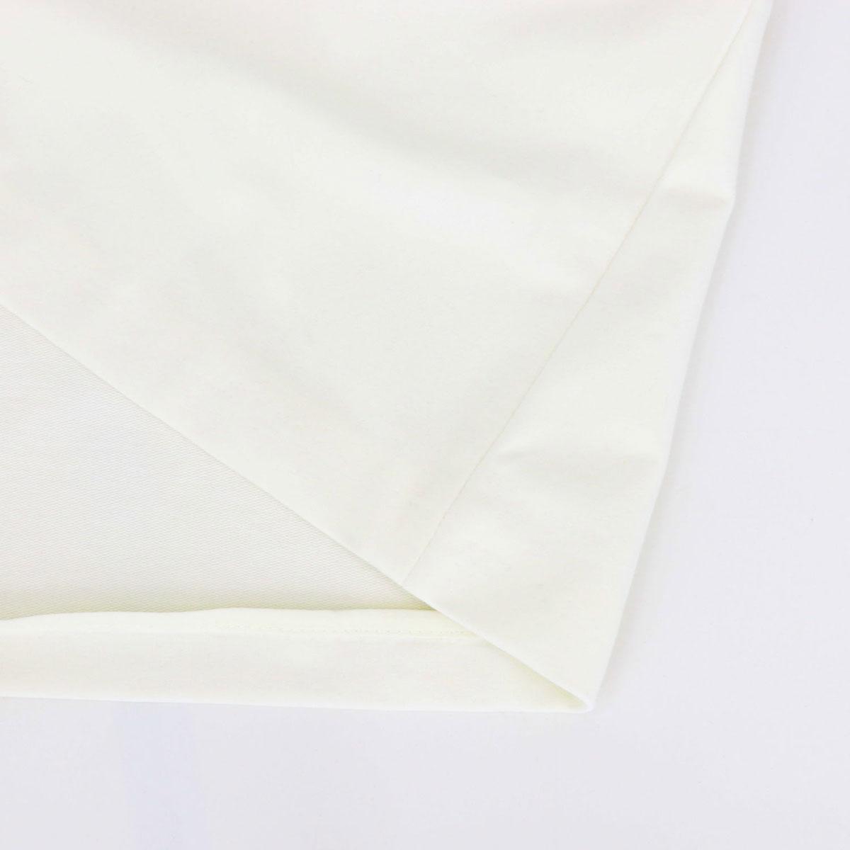 【サマーセール】2020年春夏新作 CIRCOLO1901 チルコロ1901 レディース コットンストレッチ ジャージー クルーネック ワンピース 0154-151201 LATT WHITE(ホワイト)【返品交換不可】