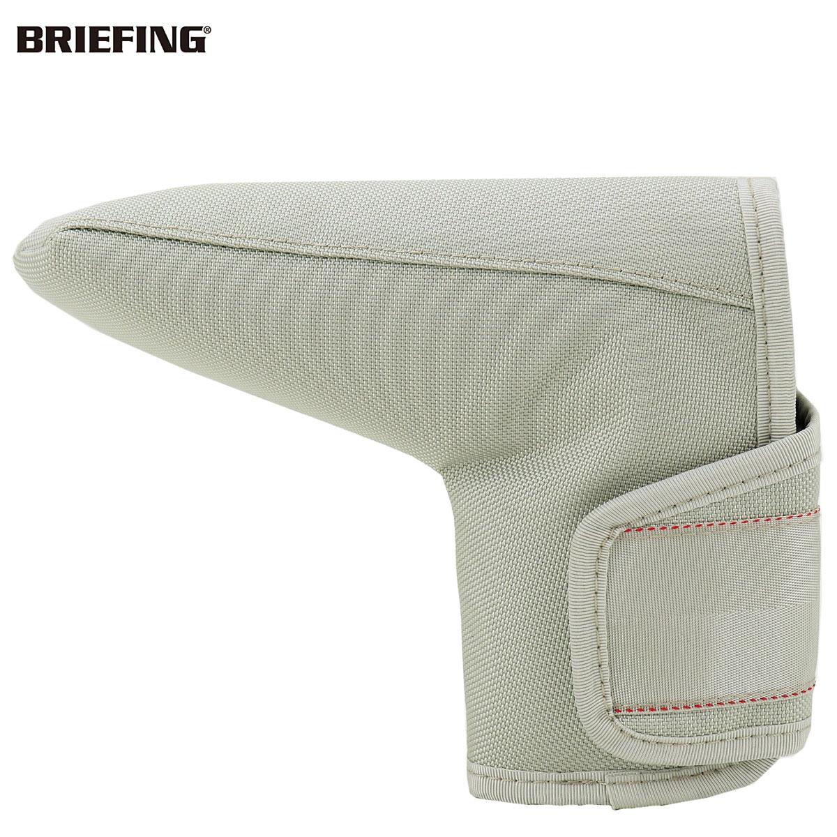 ブリーフィングゴルフ BRIEFING GOLF PUTTER COVER FILDLOCK AIR パターカバー PRO SERIES BRG203G14 BRG 006 SILVER(シルバー) 春夏新作