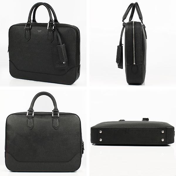 ペッレモルビダ PELLE MORBIDA BRIEF BAG 1ROOM ブリーフバッグ PMO-CA010 (ブラック)