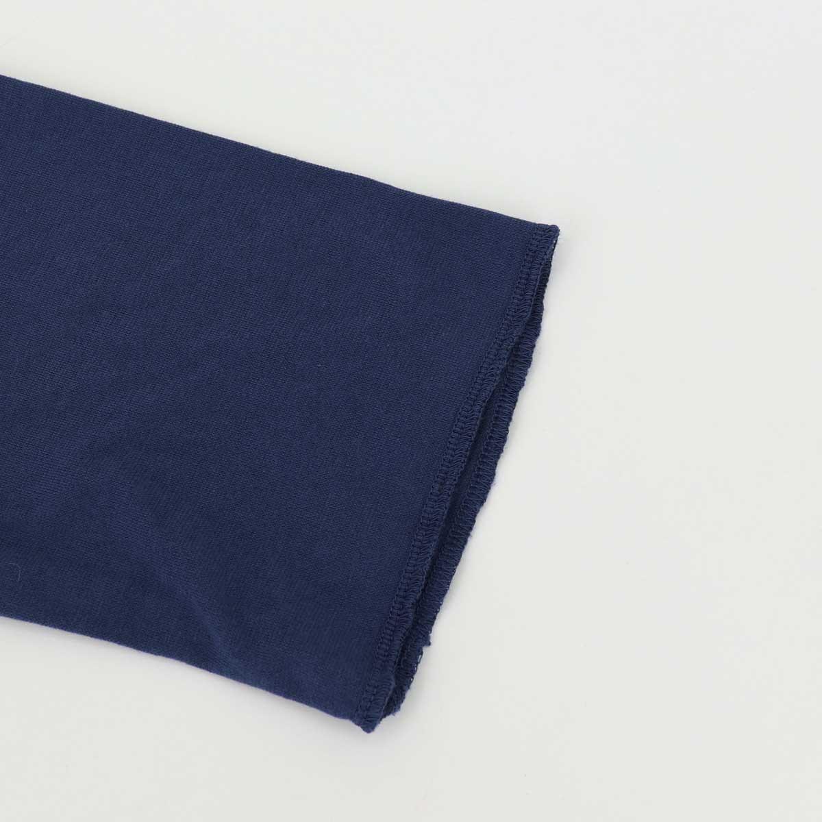 【クリアランスセール】スウィープ!! ロサンゼルス SWEEP!! LosAngeles メンズ コットン 5分袖 ラグランスリーブTシャツ RAGLAN SWFJRLN-03 MALINE(ブルー)【返品交換不可】