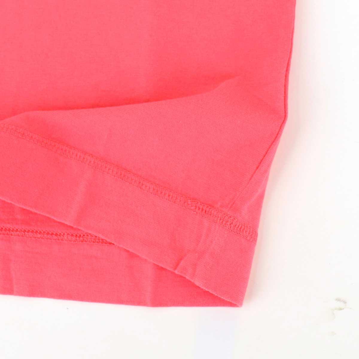 【クリアランスセール】スウィープ!! ロサンゼルス SWEEP!! LosAngeles メンズ コットン 半袖 クルーネックTシャツ CREW SWFJCRW-07 PINK2(ピンク)【返品交換不可】