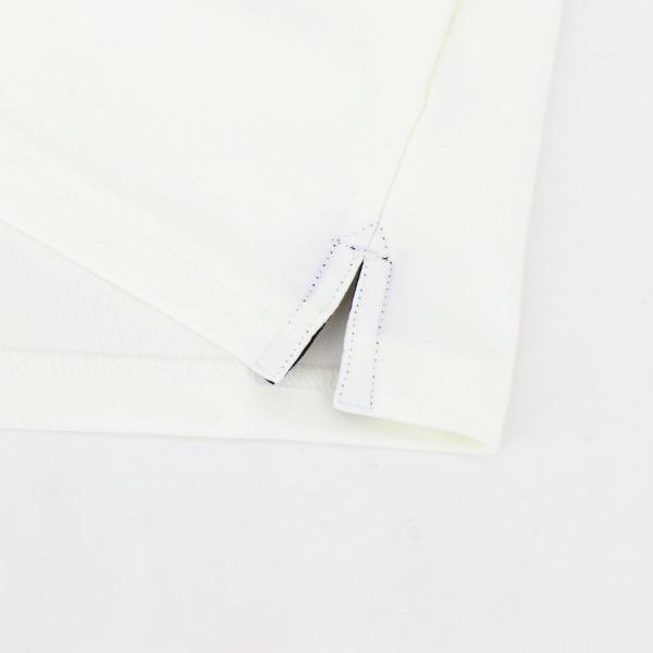ブリーフィングゴルフ BRIEFING GOLF メンズ ハイネック ロングスリーブカットソー MS LS HIGH NECK BRG213M24 BRG 000 WHITE(ホワイト)秋冬新作