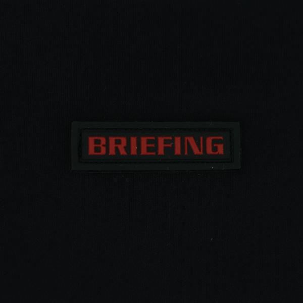 ブリーフィングゴルフ BRIEFING GOLF メンズ 3Dロゴベスト MS 3D LOGO VEST BRG213M17 BRG 010 BLACK(ブラック)秋冬新作
