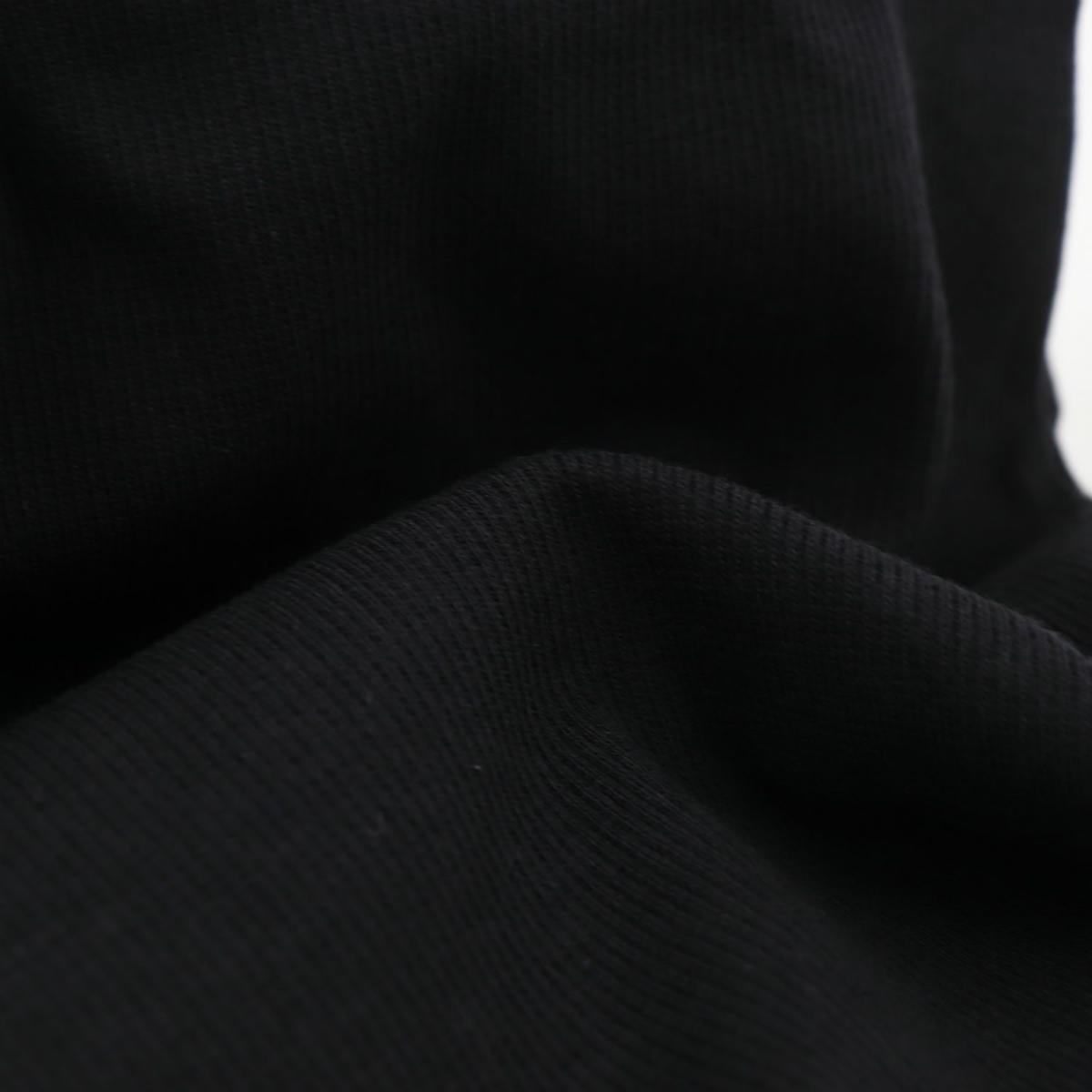 ルミノア Le minor レディース マイクロリブ ボートネックカットソー LMRIB113 LMN B BORDEE CARBONE(ブラック)秋冬新作