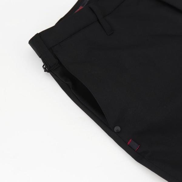 ブリーフィングゴルフ BRIEFING GOLF メンズ ベーシック ロングパンツ MS BASIC WR LONG PANTS BRG213M33 BRG 010 BLACK(ブラック)秋冬新作