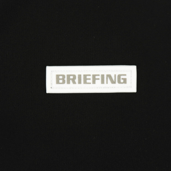 ブリーフィングゴルフ BRIEFING GOLF レディース 3Dロゴベスト WS 3D LOGO VEST BRG213W13 BRG 010 BLACK(ブラック)秋冬新作